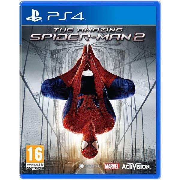 Игра The Amazing Spider-Man 2 (PS4)