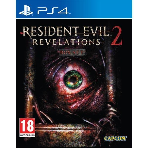 Игра Resident Ewil Revelations 2 (PS4)