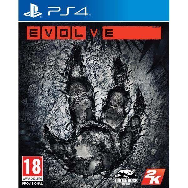 Игра Evolve (PS4)