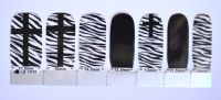 Лаковая пленка для дизайна ногтей, QJ1018