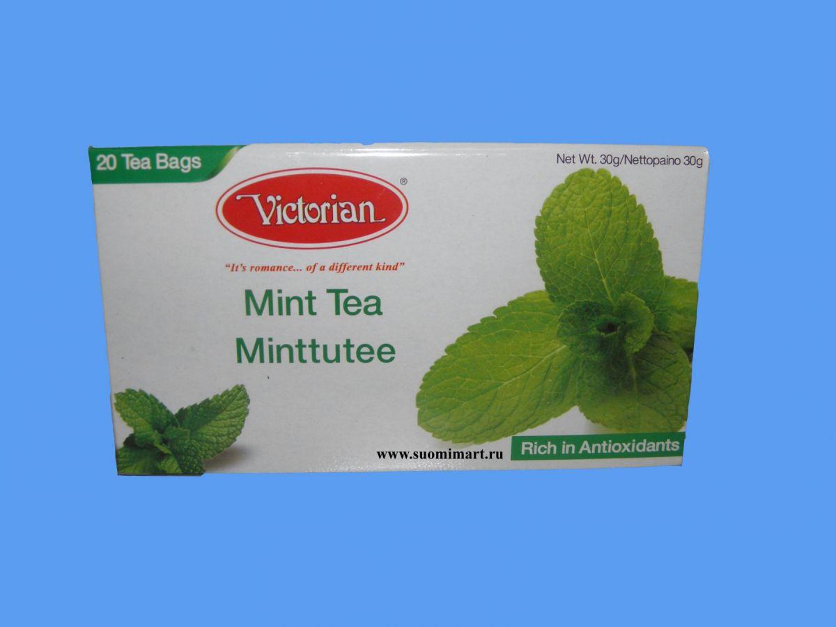 Чай Victorian (Мятный) 20 пакетов