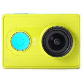 Экшн-камера Xiaomi YI Action Camera Basic Edition (зеленый)
