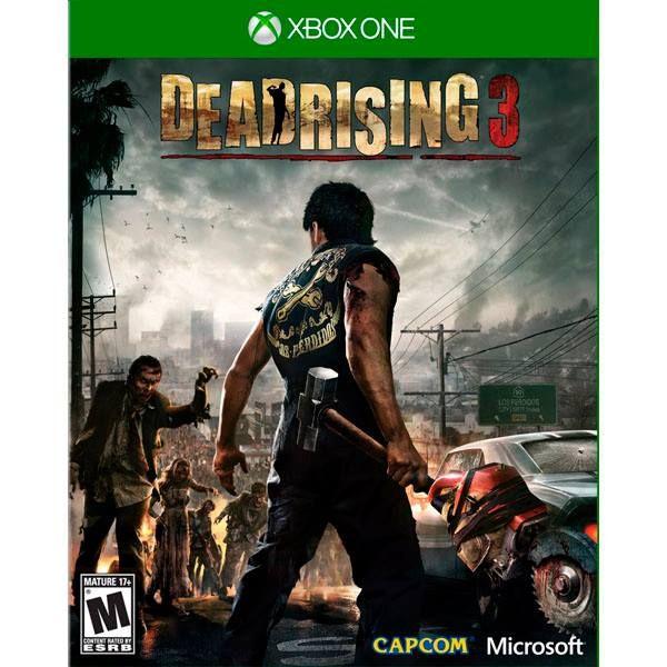 Игра Dead Rising 3 (XBOX ONE) (Б/У)