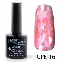 Витражный гель-лак Lady Victory GPE-16