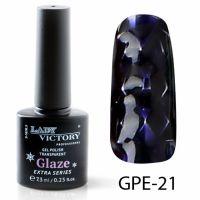 Витражный гель-лак Lady Victory GPE-21