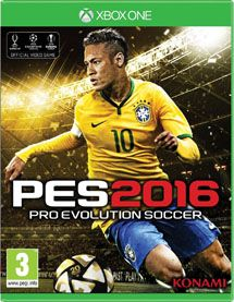 Игра Pro Evolution Soccer 2016 (XBOX ONE)