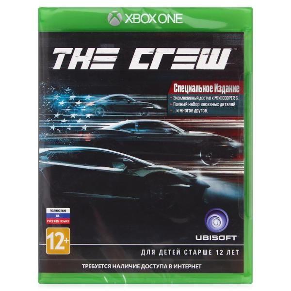 Игра The Crew (XBOX ONE)