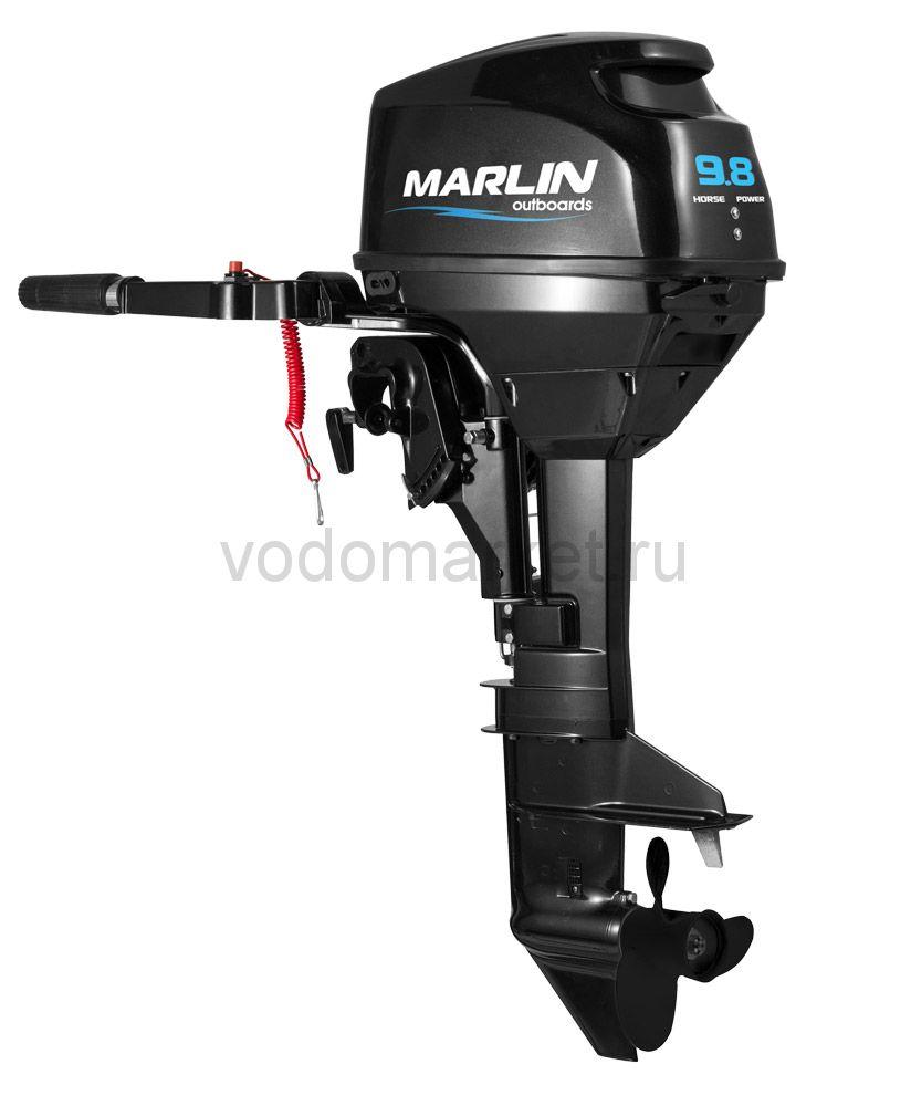 Marlin MP 9.8 AMHS 2х-тактный лодочный мотор