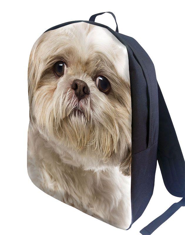 Рюкзак ПодЪполье Small white dog