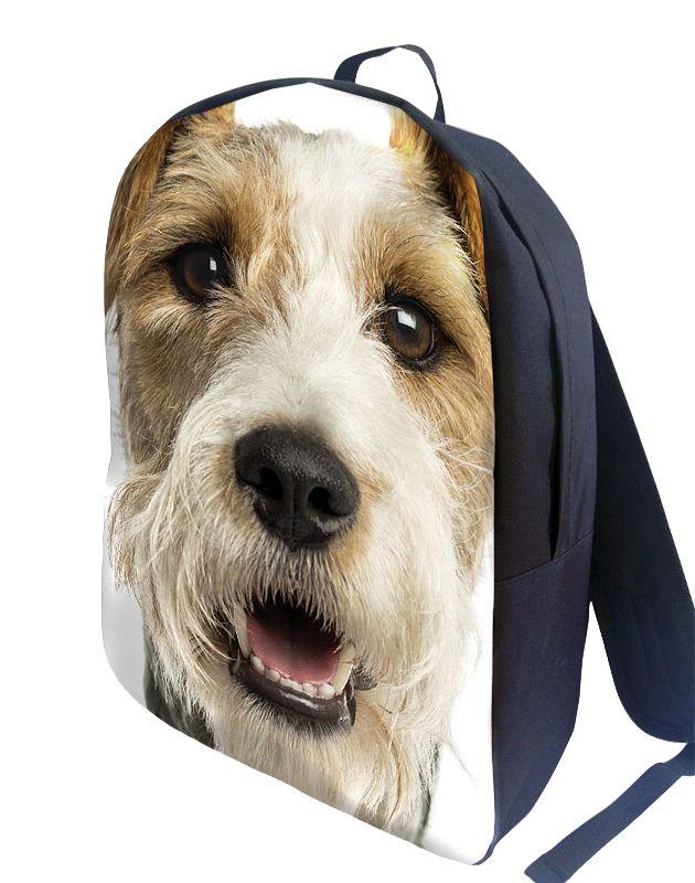 Рюкзак ПодЪполье White dog