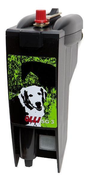 OLLI SG 3  (Питание: 9В / 12В / Солнечная батарея) До 7 Га