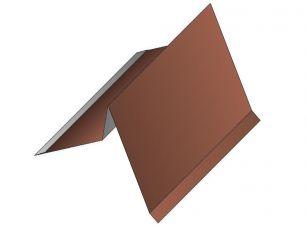 Торцевая (ветровая ) планка для гибкой черепицы 2м