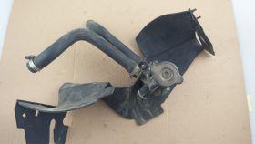 термостат, тепловой экран, шланги  Honda  CB400