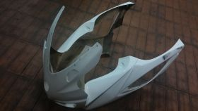 стеклопластиковый передний обтекатель   Suzuki  GSXR600
