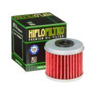 HIFLO FILTRO фильтр масляный HF116