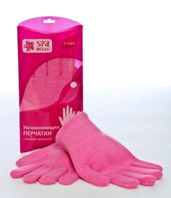 Увлажняющие перчатки с гелевой пропиткой