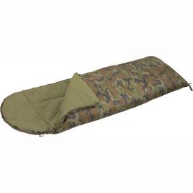 Спальный мешок Mobula СП 2L камуфлированный