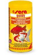 SERA Голди Корм для золотых рыбок (хлопья) (100 мл)