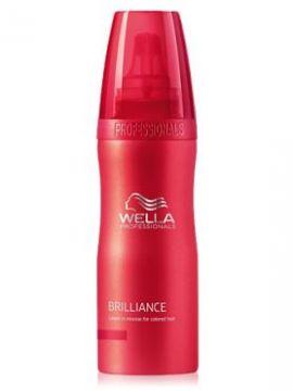 Wella Brilliance Line Мусс-уход для окрашенных волос