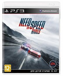 Игра Need For Speed Rivals (PS3)