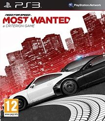 Игра Need For Speed Most Wanted (PS3)