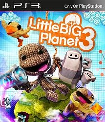 Игра Little Big Planet 3 (PS3)