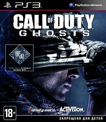 Игра Call of Duty Ghosts (PS3)