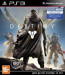 Игра Destiny (PS3)
