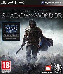 Игра Средиземье : Тени Мордора (PS3)