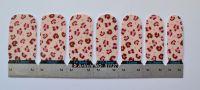 Лаковая пленка для дизайна ногтей, S1127