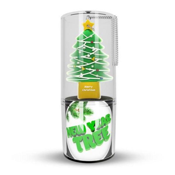 4GB USB-флэш накопитель Apexto TR003 Новогодняя елка с упаковкой