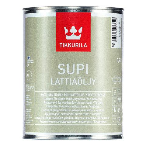 Масло для пола Супи Латтиойли