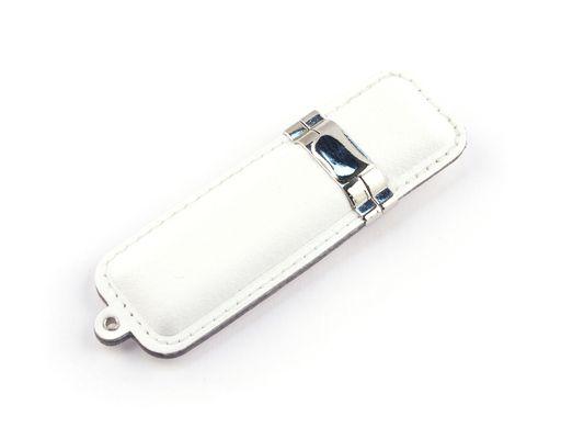 16GB USB-флэш накопитель Apexto U503D гладкая белая кожа OEM