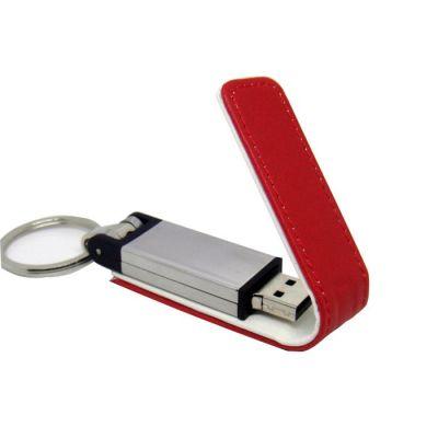 8GB USB-флэш накопитель Apexto U503R Красная снаружи, белая внутри OEM