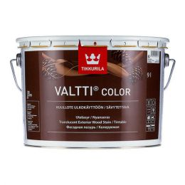 Антисептик-лазурь Tikkurila Valtti Color