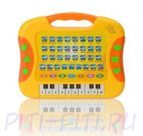 """Игрушка планшет развивающий Altacto """"Музыкальная наука"""" (обучающие игры, звуки)"""