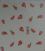 Наклейки на водной основе для дизайна ногтей №617