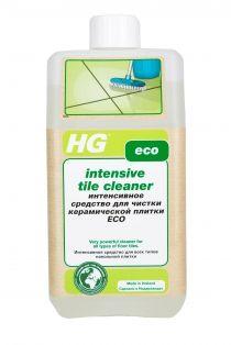 HG Eco Интенсивное средство для очистки керамической плитки