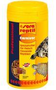 SERA Reptil Professional Carnivor Дополнительный корм для черепах, рептилий (250 мл)