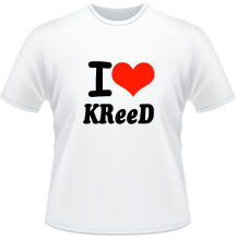 I LOVE KREED