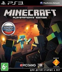 Игра Minecraft Playstation Edition (PS3)