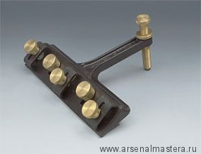 Держатель Veritas Jointer Blade Sharpener для заточки ножей эл.рубанков 05M25.01 М00003430
