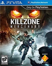 Игра Killzone Наемник (ps vita)