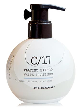 Elgon I Care Платинум Окрашивающий крем-кондиционер С17