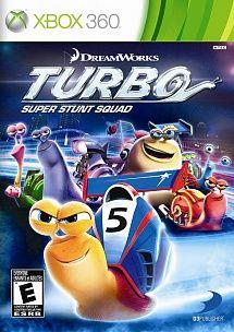 Игра Turbo (XBOX 360)