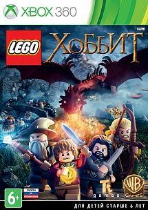 Игра Lego Хоббит (XBOX 360)