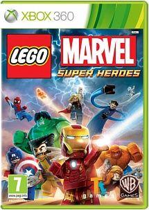 Игра Lego Marvel Super Heroes (XBOX 360)
