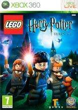 Игра Lego Harry Potter 1-4 (XBOX 360)