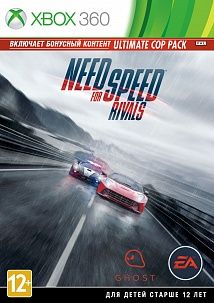 Игра Need For Speed Rivals (XBOX 360)