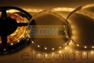 LED лента открытая, IP23, SMD 3528, 60 диодов/метр, 12V, цвет светодиодов теплый белый NEON-NIGHT